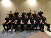 AKFB Wing Chun Kuen Class Photo July, 2013